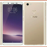 Hp VIVO V7+/vivo V7 Plus (New vivo V7 Plus Camera 22Mp)Ram 4/64Gb Gold