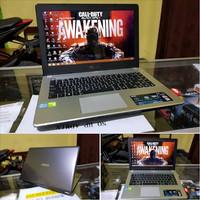 laptop seken LAPTOP HIGH CLASS ASUS A450L COR I5 DOBLE VGA