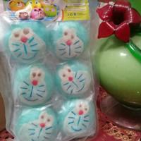 Harga karapao karakter bakpao paket doraemon isi keju cemilan anak