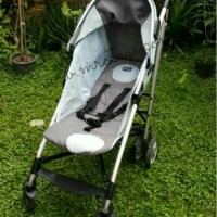 stroller chicco second / bekas