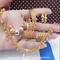 set xuping 24 k