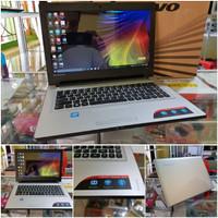 laptop seken LENOVO IDEAPAD 300 QUADCORE SLIM KOKOH