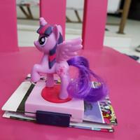 My Little Pony Twilight Sparkle Happy meal McDonald