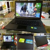 laptop seken LENOVO PREMIUM B490 G SERIES BLACK