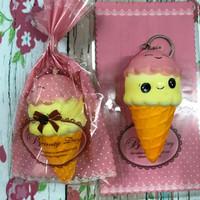 Squishy Murah mini ice cream sunny