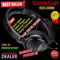 Takstar HD2000 / HD 2000 Monitor Headphones 100% Original