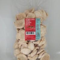 Harga kerupuk kemplang oven unyil udang gram asli bangka dari toko | Hargalu.com