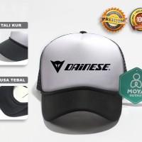 Topi Jaring Trucker Cap Trucker Hat | Dainese Helm - TRMT.HPH DNSE#02