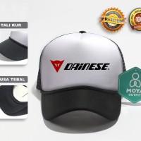 Topi Jaring Trucker Cap Trucker Hat | Dainese Helm - TRMT.HPH DNSE#01