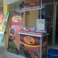 Franchise Jaman Now Ice Coffee Coklat Drink