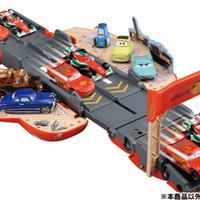 TAKARA TOMY/TOMICA DISNEY cARS - McQueen Transforming Track
