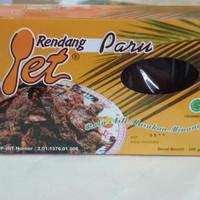 LIMITED EDITION Rendang Paru et Wisata Kuliner Padang LARIS