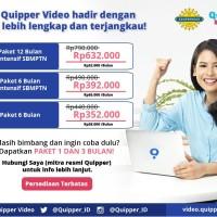 PROMO Paket Quipper Video UN / SBMPTN 2018