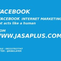 Jual DVD Software utk Promosi di Facebook(facebook internet marketing)