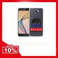 Bridgeacc! Softcase Ultrathin Samsung Galaxy J7 Prime J Lariss