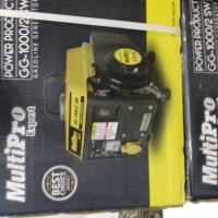 Multipro GN-950 JL Genset Portable 800 Watt Starter Recoil