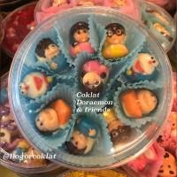 Coklat Karakter Doraemon & Friends