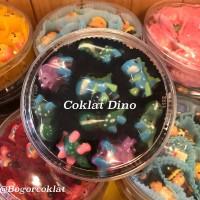 Coklat karakter Dino