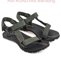 Sandal Gunung Pria Asli Distro c6 Sandal Hiking Cowok Outdoor Adventur