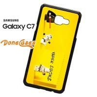Casing Samsung C7 Funny Lego Star Wars Hard Case Custom
