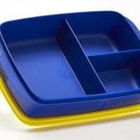 Divided Lunch Box Cool Teen (Bekam Makan Bersekat)