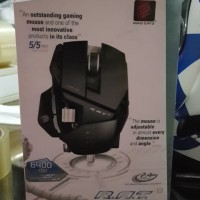 Madcatz R.A.T 9 Gaming Mouse / Madcatz RAT 9 Wireless