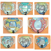 Soft Baby Potty Seat with Handle / Alas Dudukan Kloset