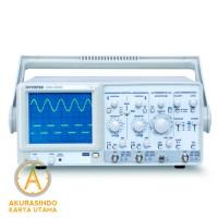 GW Instek GOS 622G - 20 Mhz Analog Oscilloscope