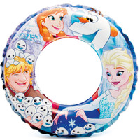 ban renang anak bulat frozen intex 56201 swim ring pelampung float kid