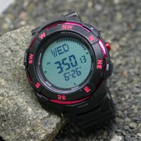 Jam tangan pria original anti air lasebo sporty dziner qnq diesel
