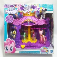 My little pony the movie mare-y-go-round musical carousel