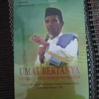 Buku Umat Bertanya Ustadz Abdul Somad Menjawab