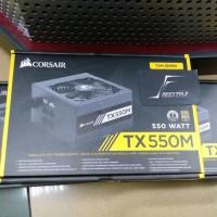PSU Corsair TX-M Series - TX550M (CP-9020133-EU) - 550 Watt 80+ Gold