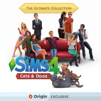 The Sims 4 Complete Edition | cat living city dog cats and dogs Game