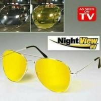 (Sale) Night View Glasses Night Vision Kacamata Malam As Seen on TV