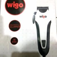 Hair Clipper alat potong Rambut alat cukur alat pangkas rambut Wigo