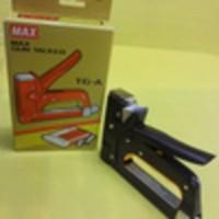 new model Dijual Stapler Tembak Max Gun Tacker TG A Promo