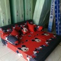 Sofa bed original inoac uk.200x160x20 Berkualitas