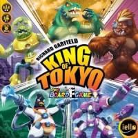 mainan anak board game King of Tokyo Limited
