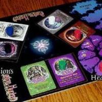 mainan anak board game Shadow Hunters Limited