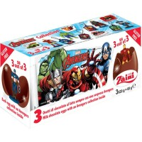 Zaini Coklat Avengers Surprise Chocolate Eggs