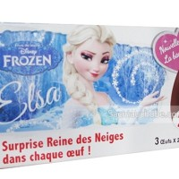 Zaini Coklat Frozen Elsa Surprise Chocolate Eggs