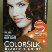 REVLON Colorsilk 46 Medium Golden Chestnut Brown Diskon
