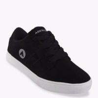 Airwalk Jordan Boys Sneakers Shoes Hitam