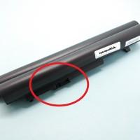 Baterai Laptop Oem IBM Lenovo IdePad S10-2 S10-2C / L09C3B11 hitam