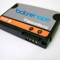 Baterai Battery Batre Blackberry BB Original F-S1 FS1 Torch 9800