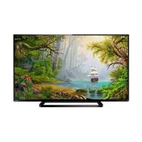 "Toshiba 47"" Full HD LED TV - Hitam - 47L2400VJ"