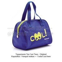 Tupperware Tas Cool Teen Original - tas bekal tupperware tas makan tas