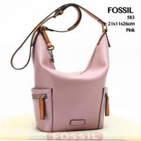 Tas Wanita Branded Import FOSSIL EMERSON HOBO583 A226 MURAH