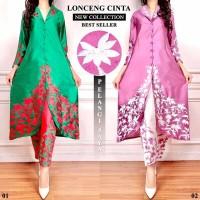dress abaya maxi lonceng cinta hits terlaris